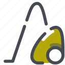 household, cleaning, hoover, cleaner, clean, vacuum icon