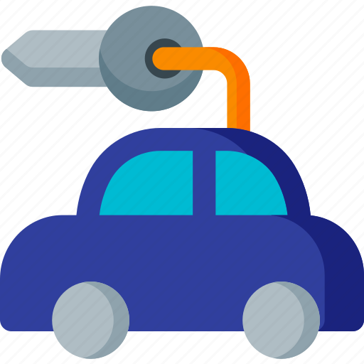 car, delivery, hire, transport, transportation, vehicle icon