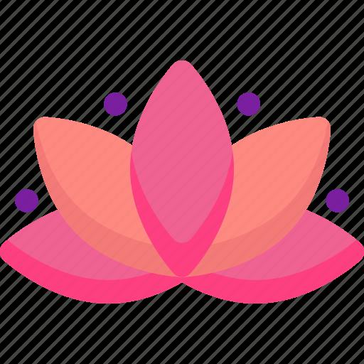email, flower, massage, spa, treatment, yoga icon