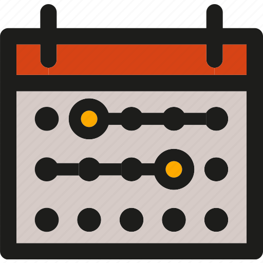 availability, calendar, date, day, event, hotel, service icon