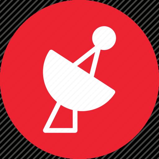 channels, dish, satellite, television, tv icon