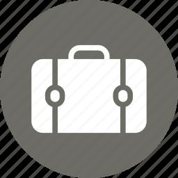 business, case, luggage, suitcase, travel icon