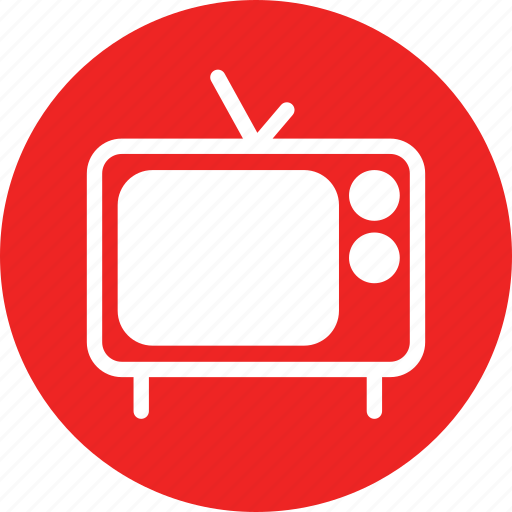 channels, television, tv, watch icon