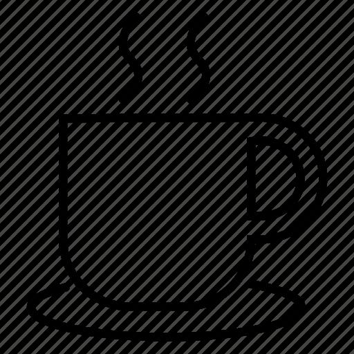 break time, coffee mug, hot tea, tea icon