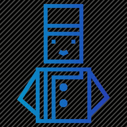avatar, bellboy, profile, social, user icon