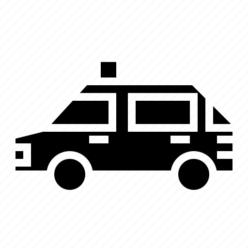 Cab, car, public, taxi, transport icon - Download on Iconfinder