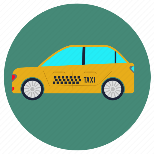 .svg, car, taxi, tourism, travel, vehicle icon