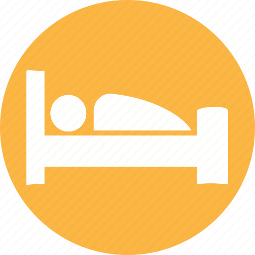 bedroom, furniture, hotel, sleep, travel, vacation icon