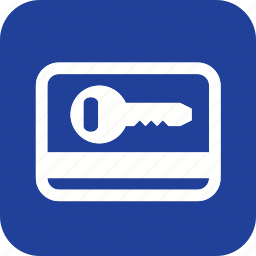 acomodation, hotel, key, lockpad, password, protect, security icon