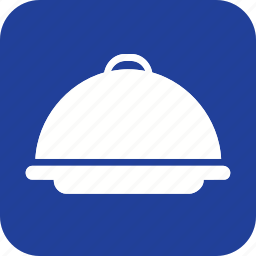 hotel, room service, service, serving, trip, vacation, waiter icon icon