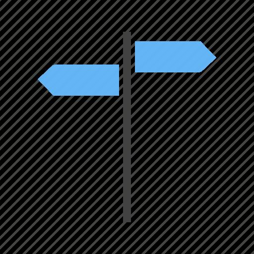 change, corridor, direction, hotel, track, travel, way icon