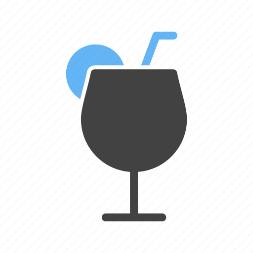 beverage, cold drink, drink, glass, lime, soda icon