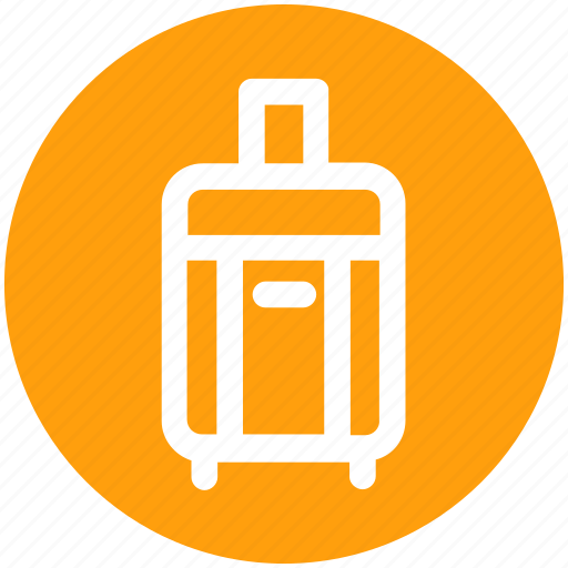 .svg, attach case, bag, luggage, luggage bag, suit case, travel bag icon