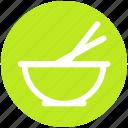 .svg, bowl, chopsticks, food bowl, food preparation, mixer, whisk