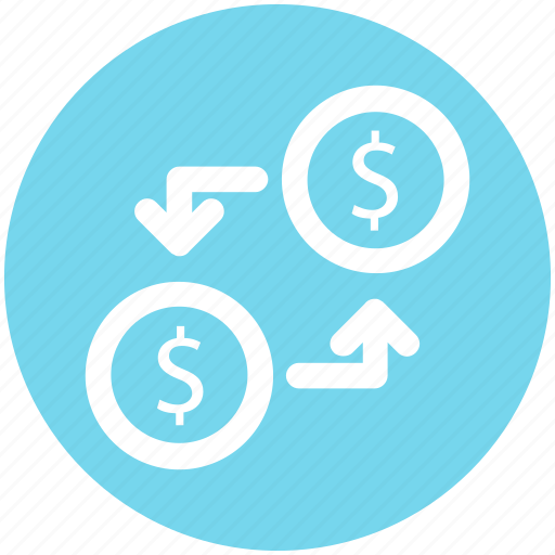 .svg, coin, connection, dollar, fund, money, network icon