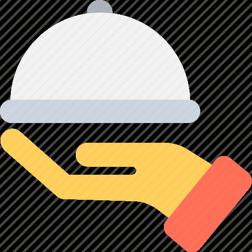 Chef platter, food platter, food serving, platter, serving platter icon - Download on Iconfinder