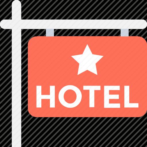 Hanging sign, hotel, hotel sign, sign bracket, signboard icon - Download on Iconfinder