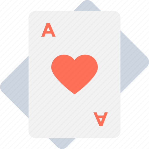 Casino, casino card, heart card, play card, poker card icon - Download on Iconfinder