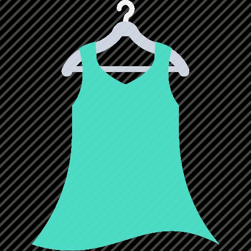 blouse, camisole, clothes, shirt top, women dress icon