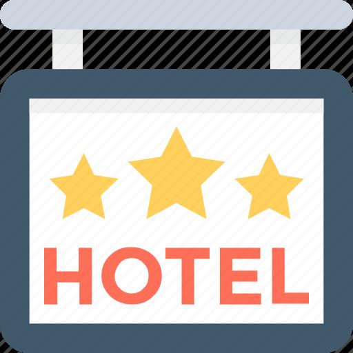 Hanging sign, hanging signboard, hotel, hotel sign, sign bracket icon - Download on Iconfinder