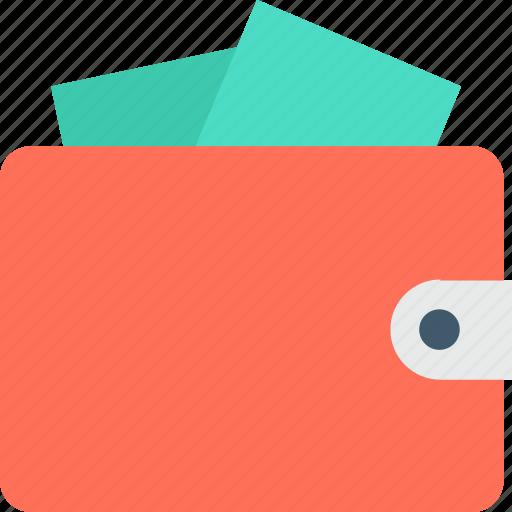 Billfold wallet, card holder, money wallet, purse, wallet icon - Download on Iconfinder