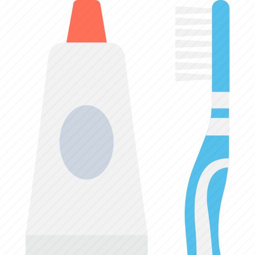 Dental care, hygiene, oral care, toothbrush, toothpaste icon - Download on Iconfinder