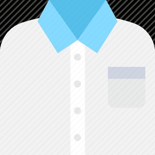 Clothing, collar shirt, dress shirt, fashion, shirt icon - Download on Iconfinder