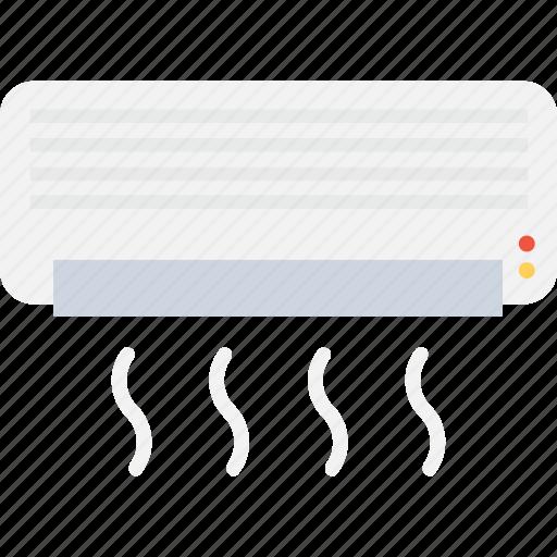 Ac, air conditioner, air conditioning, indoor ac, split ac icon - Download on Iconfinder