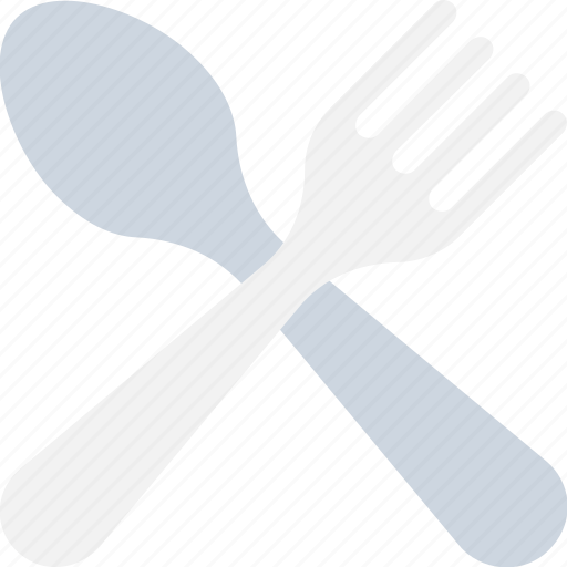 Cutlery, fork, kitchen tools, spoon, utensils icon - Download on Iconfinder