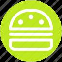 .svg, burger, cheeseburger, fast food, food, junk food, snack food