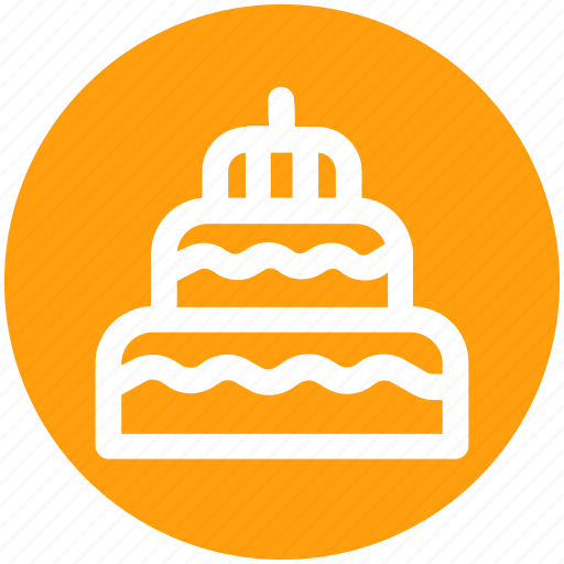 .svg, bakery food, birthday cake, celebrations, dessert, party, sweet food icon