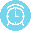 .svg, alarm, clock, optimization, time icon