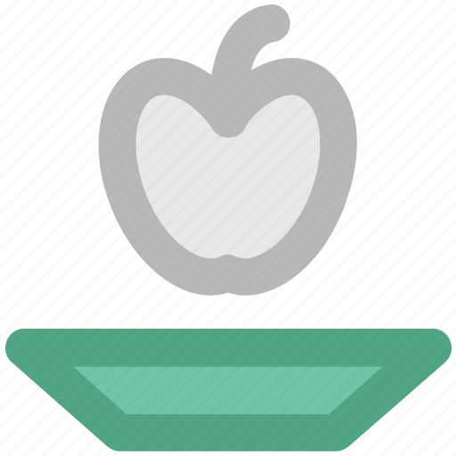 apple, food, fruit, healthy food, nutrition, organic icon