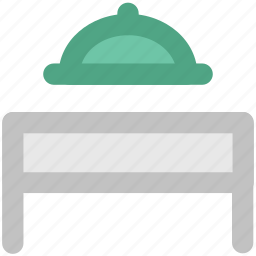 food, food serving, food trolley, platter, serving platter, serving trolley icon