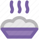 cooking, dinner, hot food, hot muffin, meal, muffin icon