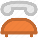 communicate, dial, ip telephone, landline, telecommunication, telephone, telephone set icon