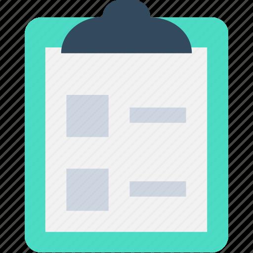 Checklist, clipboard, list, task, to do icon - Download on Iconfinder