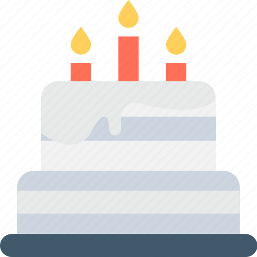 Bakery, birthday cake, cake, food, sweet food icon - Download on Iconfinder