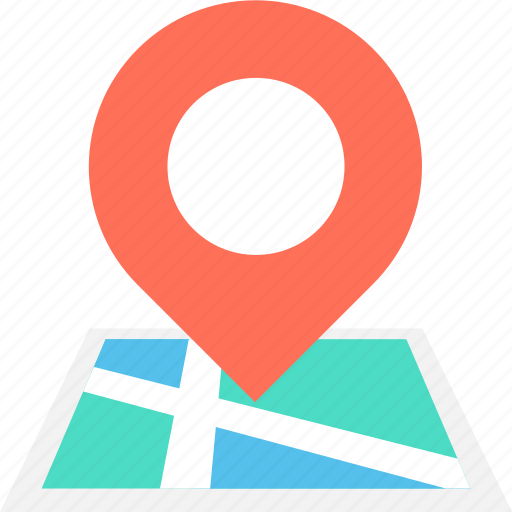 location marker, location pin, location pointer, map, map pin icon