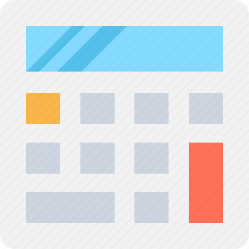 Accounting, calculation, calculator, digital calculator, maths icon - Download on Iconfinder