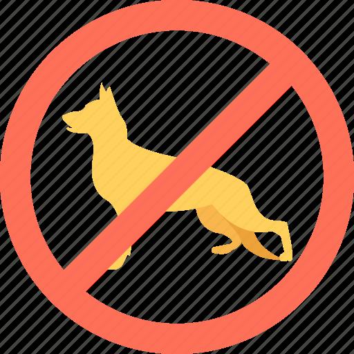 Animal restriction, dog, forbidden, no animal allowed, pet icon - Download on Iconfinder