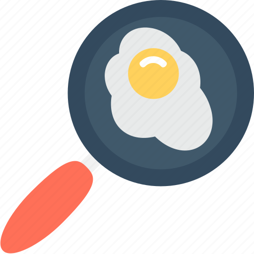 Breakfast, cooking, egg, egg frying, fry pan icon - Download on Iconfinder