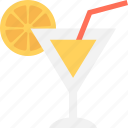 appetizer drink, beach drink, cocktail, drink, juice icon
