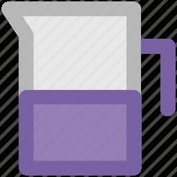 ewer, jug, kitchen utensil, milk, pot, water icon