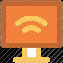electronics, lcd, lcd display, monitor, monitor screen, screen icon