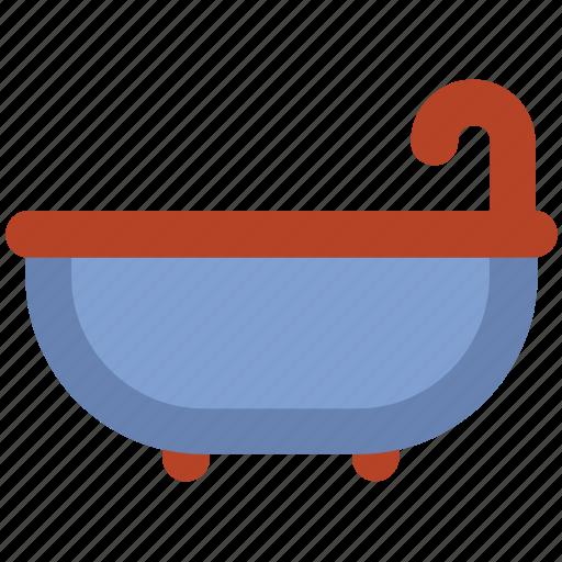 bath, bathing tub, bathroom, bathtub, hygiene, shower, tub icon