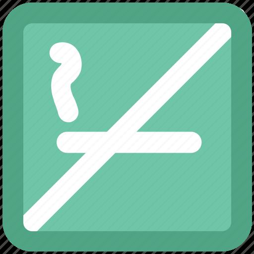 cigarette, forbidden, no smoking, no smoking sign, quit smoking, restricted, tobacco icon