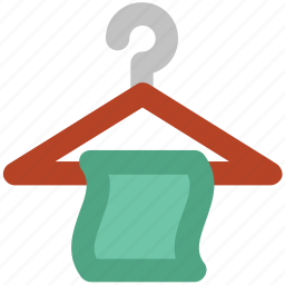 cloth hanger, fashion, hanger, taylor, towel, wardrobe icon