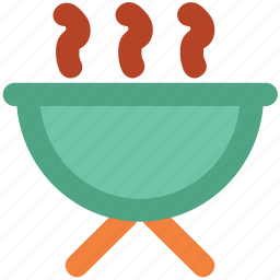 barbecue, bbq grill, bbq tray, brochette, chef grill, cooking, outdoor cooking icon