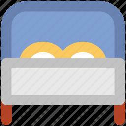 bedroom, bedroom furniture, furniture, rest, sleeping, sleeping bed icon